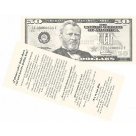 Dolar $50