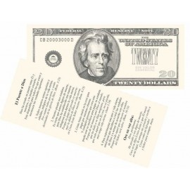 Dolar $20