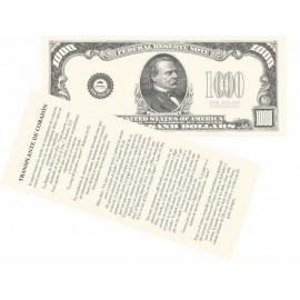 Dolar $1000