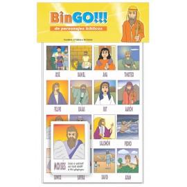 Bingo Personajes