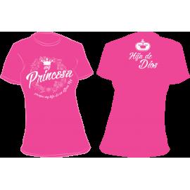 Playera Princesa 2
