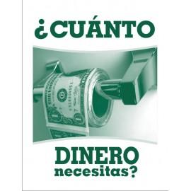Cuanto dinero necesitas