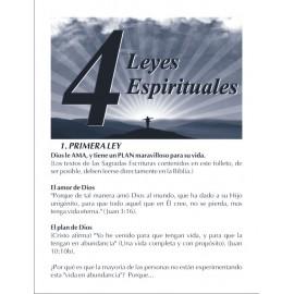 4 leyes espirituales